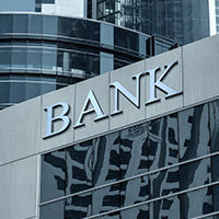 The banks think that no one is watching