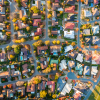 Suburbs property